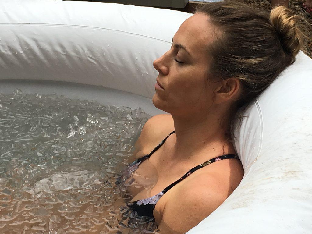 ice bath stimulates hormesis